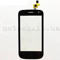 Touch screen (Сенсор) Fly IQ445 Чёрный