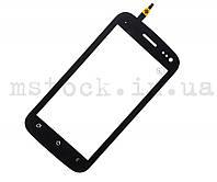 Touch screen (Сенсор) Fly IQ450 Quattro (процессор 4 ядра) Чёрный