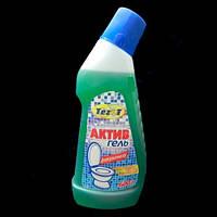 Чистящее средство TезаТ актив гель 500 г для унитазов и других керамических поверхностей 0155159 (0155159 x 125315)
