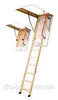 Лестница чердачная Fakro LTK-280 Termo, люк70х120