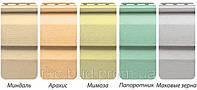 Сайдинг виниловый; FASIDING Стандарт; фасадная панель ПВХ; 3,85*0,255 (0,98 кв.м.); все цвета