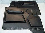Обивка двери пластик (к-кт 2шт) УАЗ 452, фото 3