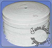 Резинка белая 2.5см