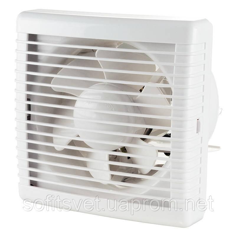 Вентилятор оконный Домовент 230 ВВР