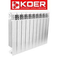 Биметаллический радиатор Koer 500*96 Чехия