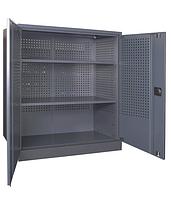 Шкаф инструментальный ШИ-20/2П (1000х1000х500 мм), металлический шкаф для инструментов
