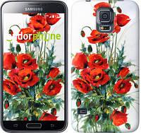"Чехол на Samsung Galaxy S5 Duos SM G900FD Маки ""523c-62-532"""