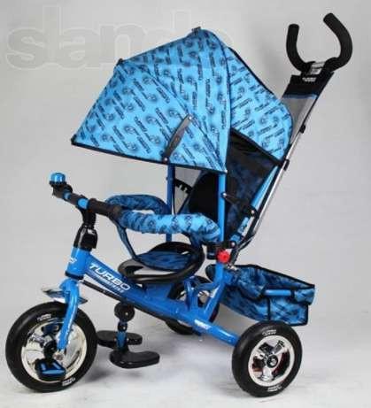Детский велосипед Profi Turbo Trike