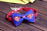 Галстук-бабочка супермен, фото 1
