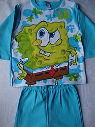 Пижама ГУБКА БОБ Disney 2-3 года