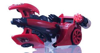 Трансформер на р/у LX9065 (красный), фото 2