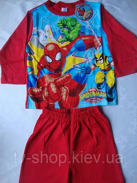 Пижама Спайдермен Disney (92\98 см)
