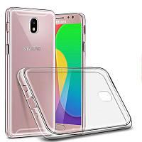 Силиконовый чехол для Samsung J730 Galaxy J7 2017 Slim