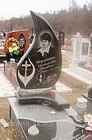 Надгробия комбинированное