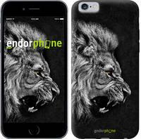 "Чехол на iPhone 6 Лев ""1080c-45-532"""
