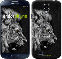 "Чехол на Samsung Galaxy S4 i9500 Лев ""1080c-13-532"""
