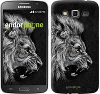 "Чехол на Samsung Galaxy Grand 2 G7102 Лев ""1080c-41-532"""