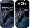 """Чехол на Samsung Galaxy S3 i9300 Дымчатый кот """"825c-11-532"""""""