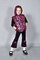 Детские жилетки для девочек