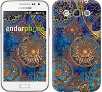 "Чехол на Samsung Galaxy Win i8552 Золотой узор ""678c-51-532"""