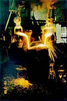 Оборудование литейное точного литья, цеха и литейные заводы под ключ — литье по газ. моделям — лгм