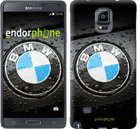 "Чехол на Samsung Galaxy Note 4 N910H BMW ""845c-64-532"""