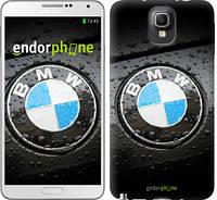 """Чехол на Samsung Galaxy Note 3 N9000 BMW """"845c-29-532"""""""