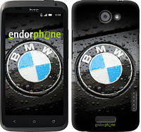 "Чехол на HTC One X BMW ""845c-42-532"""
