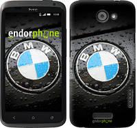 "Чехол на HTC One X+ BMW ""845c-69-532"""