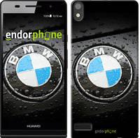 """Чехол на Huawei Ascend P6 BMW """"845c-39-532"""""""