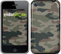 "Чехол на iPhone 3Gs Камуфляж v3 ""1097c-34-532"""