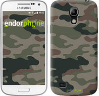 "Чехол на Samsung Galaxy S4 mini Камуфляж v3 ""1097c-32-532"""
