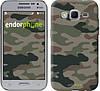 """Чехол на Samsung Galaxy Core Prime G360H Камуфляж v3 """"1097c-76-532"""""""