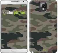 "Чехол на Samsung Galaxy Note 3 N9000 Камуфляж v3 ""1097c-29-532"""