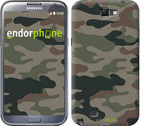 "Чехол на Samsung Galaxy Note 2 N7100 Камуфляж v3 ""1097c-17-532"""
