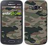 """Чехол на Samsung Galaxy Ace 3 Duos s7272 Камуфляж v3 """"1097c-33-532"""""""