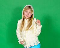 Детская вязанная одежда