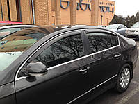 Дефлекторы окон EGR Volkswagen Passat B6 Sd 2006-2011