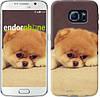 """Чехол на Samsung Galaxy S6 G920 Boo 2 """"890c-80-532"""""""