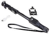 Монопод (селфи палка) Bluetooth Yunteng YT-1288 black