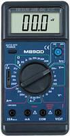 Мультиметр m890d, электроизмерительный прибор, универсальный тестер, высокая точность измерений