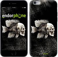 """Чехол на iPhone 6 Plus Рыбо-человек """"683c-48-532"""""""
