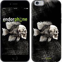 """Чехол на iPhone 6 Рыбо-человек """"683c-45-532"""""""