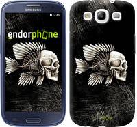 "Чехол на Samsung Galaxy S3 i9300 Рыбо-человек ""683c-11-532"""