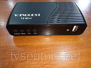 Эфирный тюнер Winquest T2 Mini (DVB-T2 ), фото 2