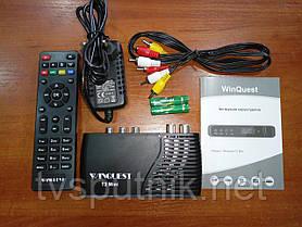 Эфирный тюнер Winquest T2 Mini (DVB-T2 ), фото 3