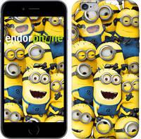 "Чехол на iPhone 6 Plus Миньоны 8 ""860c-48-532"""