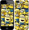 "Чехол на iPhone 5s Миньоны 8 ""860c-21-532"""