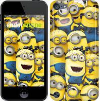"Чехол на iPod Touch 5 Миньоны 8 ""860c-35-532"""