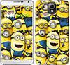 "Чехол на Samsung Galaxy Note 3 N9000 Миньоны 8 ""860c-29-532"""